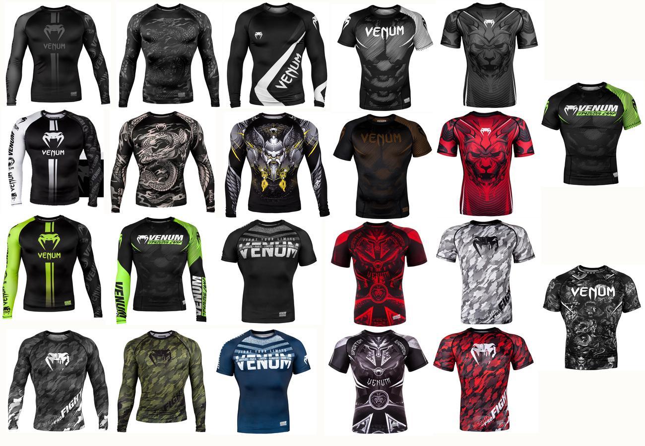 T-shirt Long MMA Rashguard Sports Sports Sports WDBND