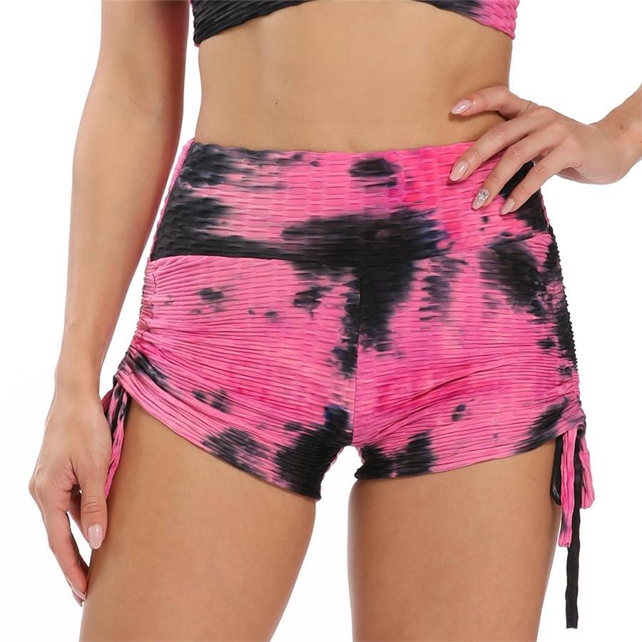 Sport dei pantaloni delle ghette calzamaglia fitness-Abbigliamento Stretch-Print Yoga lavoro in palestra Donne # 303
