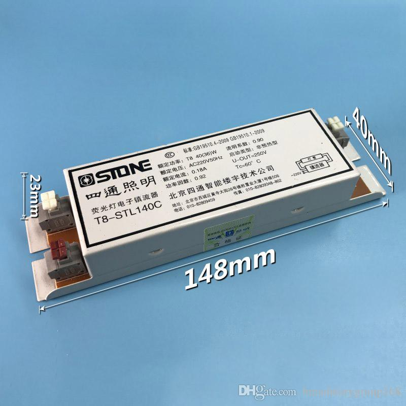 Fluorescent Lamp Ballast Electronic Ballast 1*20W 2*20W Ballast for Fluorescent Lamp T8 Economic Ballasts for Electronic Tube