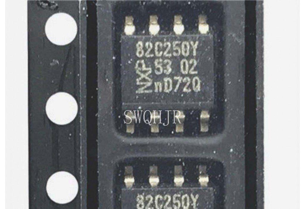 5PCS PCA82C251T//YM 82C251Y A82C251 SOP8 5V Automotive 8-Pin SO T//R new