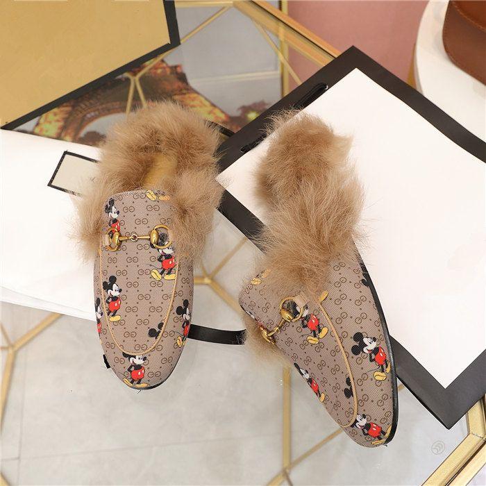 603.467 HWU30 8487 Schuhe Pantoffel Sandale Luxusschuhe Frauenschuhe pantoufle Chaussures golden sandale Plattform Vintage triple 35-40