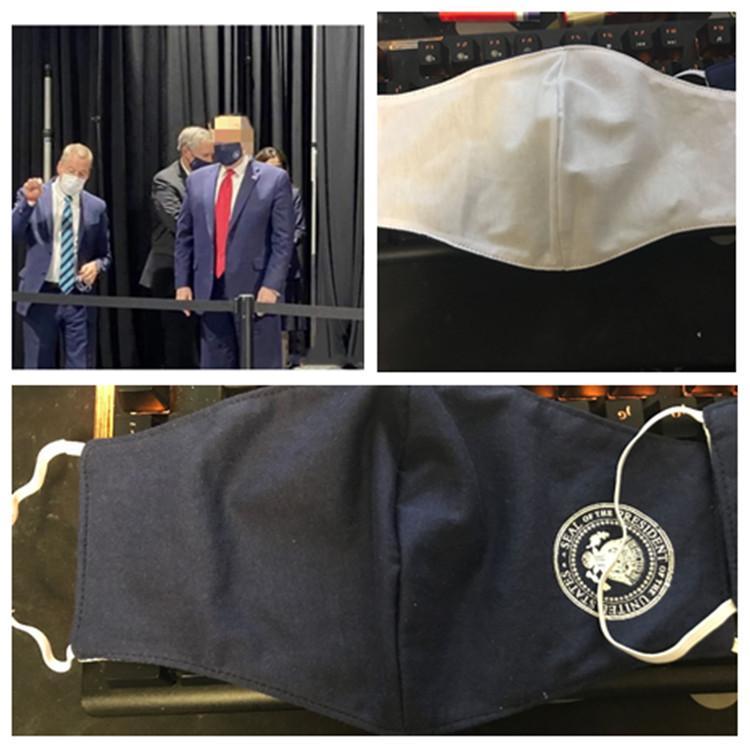 Trump yüz maskesi koz ağız abd Designer MasksT2I51024 başkanı ince nefes alabilen yazlık ultra ince pamuk maske
