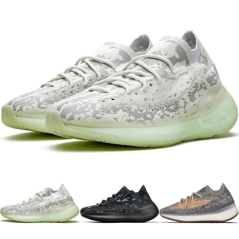 Adidas Yeezy boost 350 v2 Yeezys 2020 Hot Kanye West Herren 38 V3 Alien Mist Reflective Runnning Schuhe Männer Breathable Sports SneayezzysyezzyAuftrieb350v2