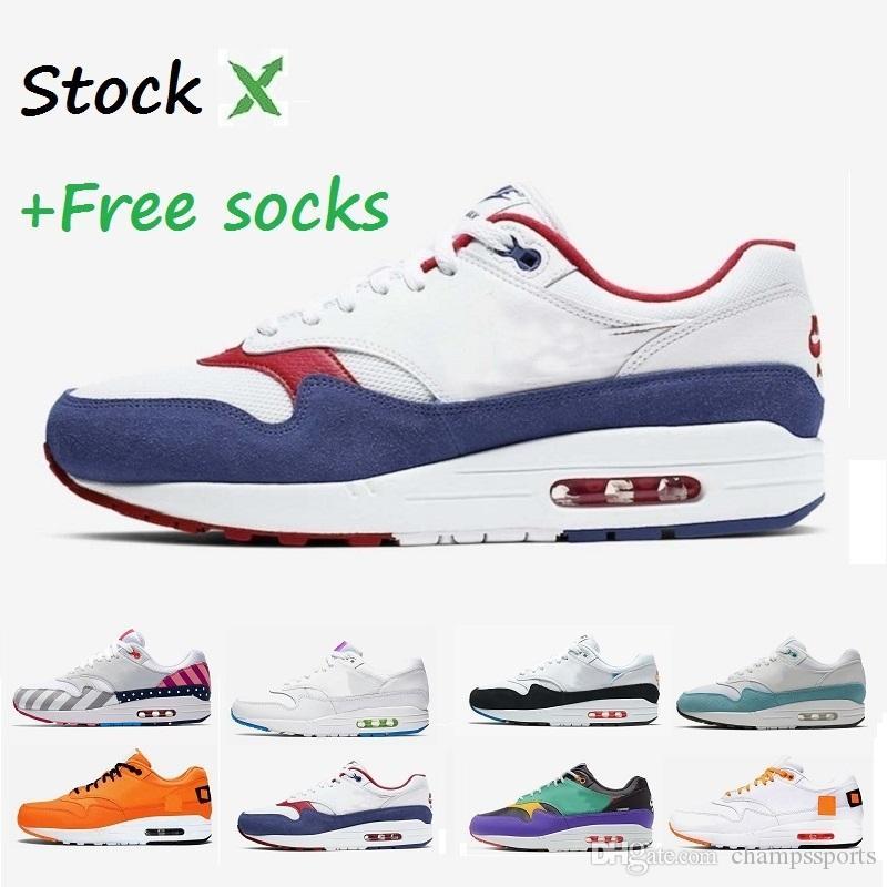Archivio x 1 87 DLX aria ATMOS Scarpe Casual animale pacchetto leopardo max Uomo Donna Classic Athletic Zapatos Scarpe Da Ginnastica Sneakers 36-45
