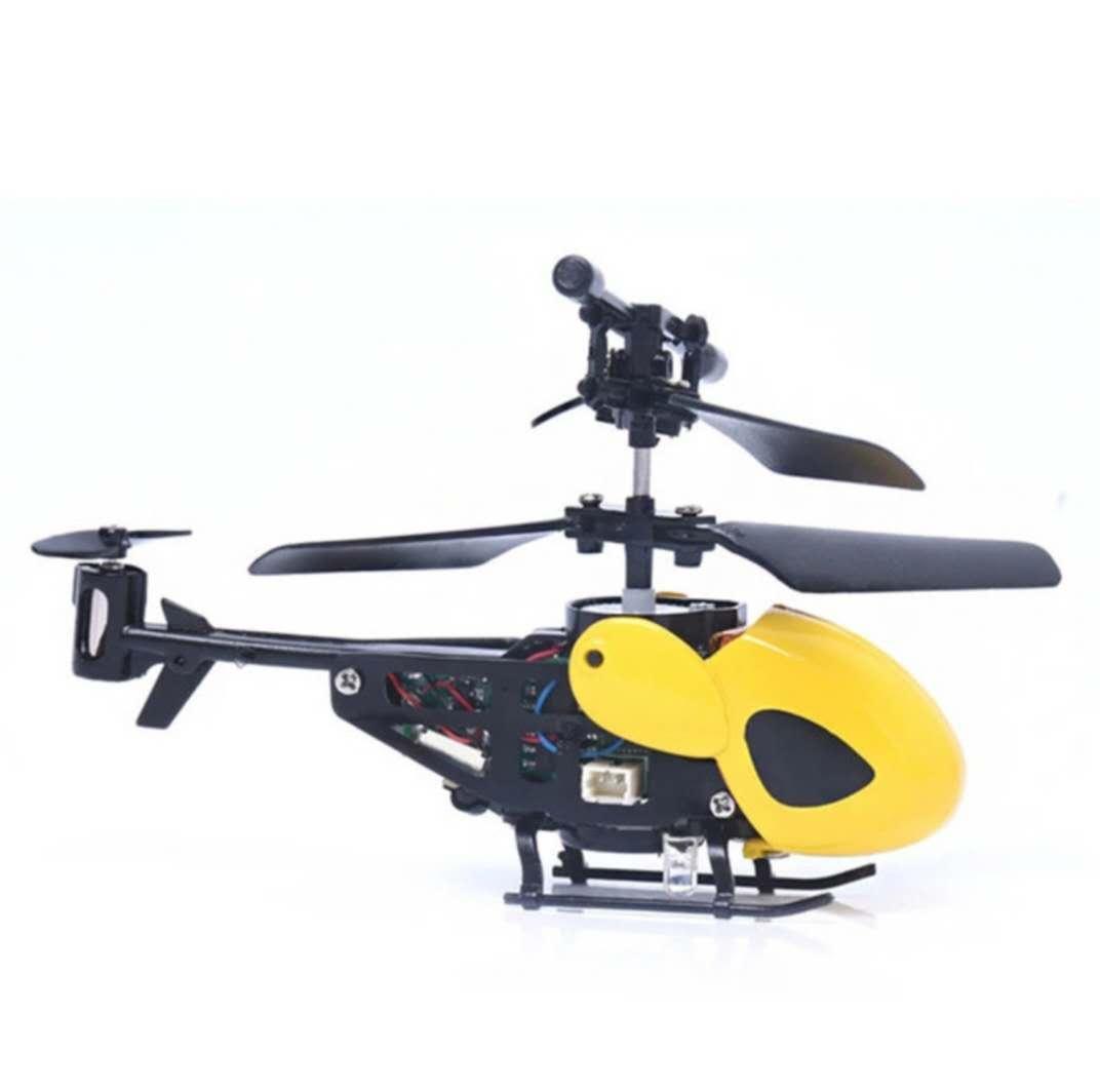 Mini RC Drone Fly RC Aeromobili Sospensione induzione dell'elicottero Kids Toy LED giocattoli di telecomando per i bambini