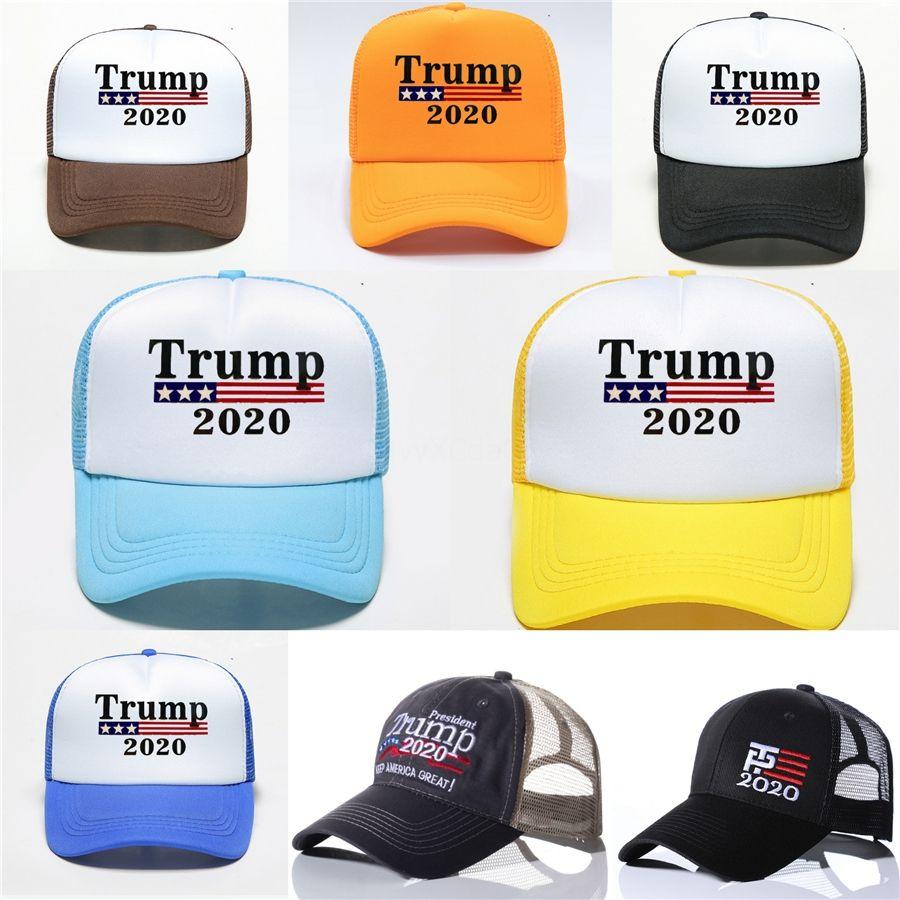 Trump 2020 boné de beisebol fazer América Great Again chapéu bordado Mantenha América Grande chapéu republicano Presidente Trump Caps T163 # 382