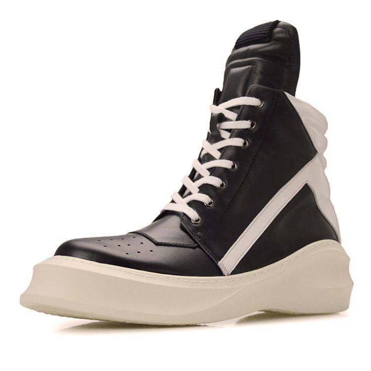 Круглый носок мужские сапоги из натуральной кожи зашнуровать зимнюю обувь для мужчин Высота увеличение обувь мужчины зима 9#20 / 20D50