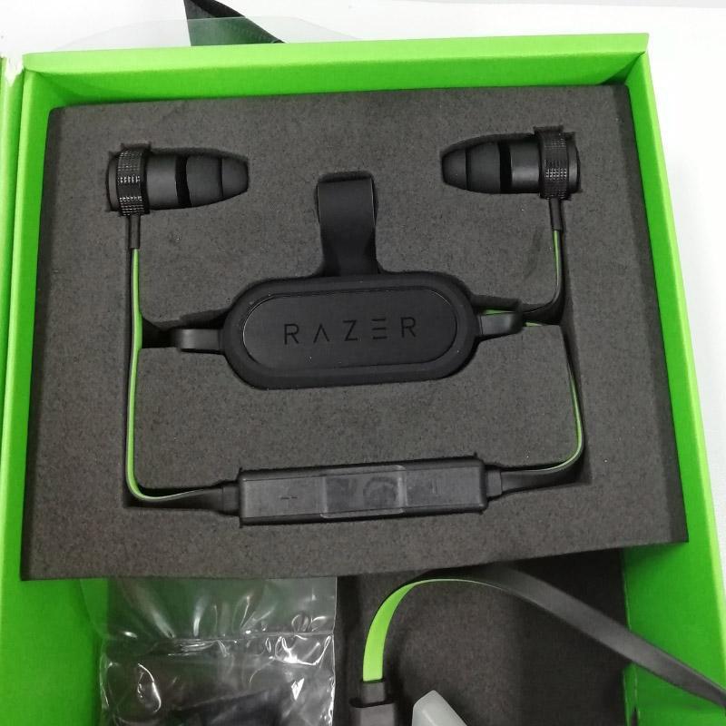 2020 Razer Hammerhead BT RZ04 Bluetooth Wireless Headphones Bluetooth Earphones with Retail Sealed Box Free Ship