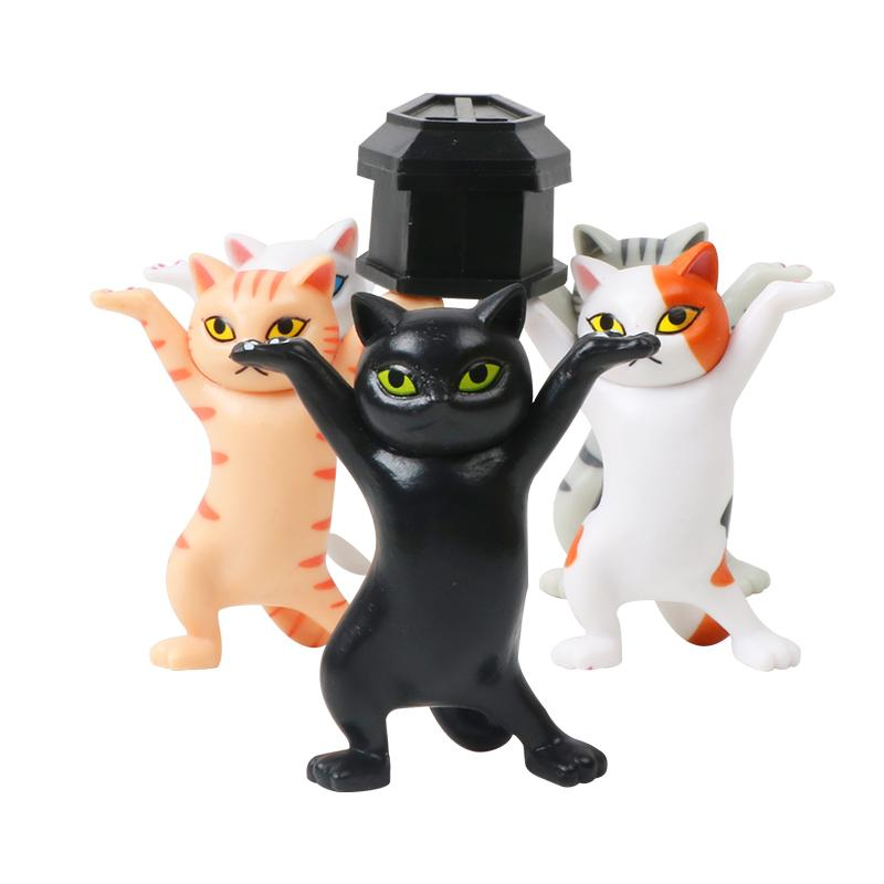2020 4 Dancing Cute Cat Coffin Dance Figure Action Funeral Dancing Team Display Funny Accessories Toy For Collection From Jokerstore 21 11 Dhgate Com