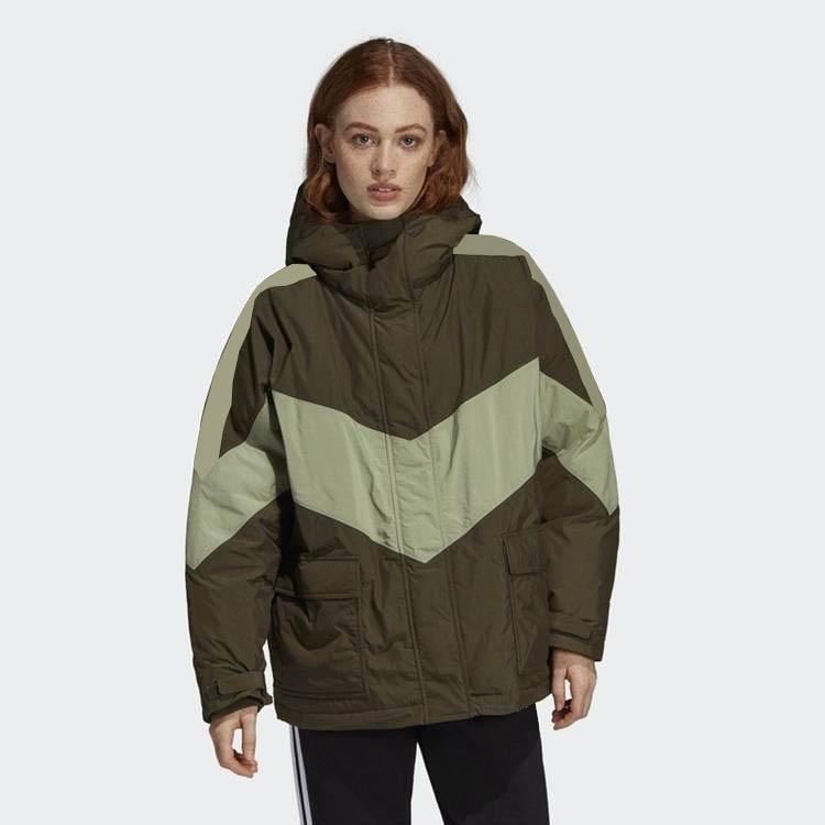 Hat Around the Mektubu Isınıyor Lüks Bayan PatchworkJacket Coat Bayan Marka Parkas Kış Açık Lüks ceketler 123 1yt Tasarım Ceket # Soğuk