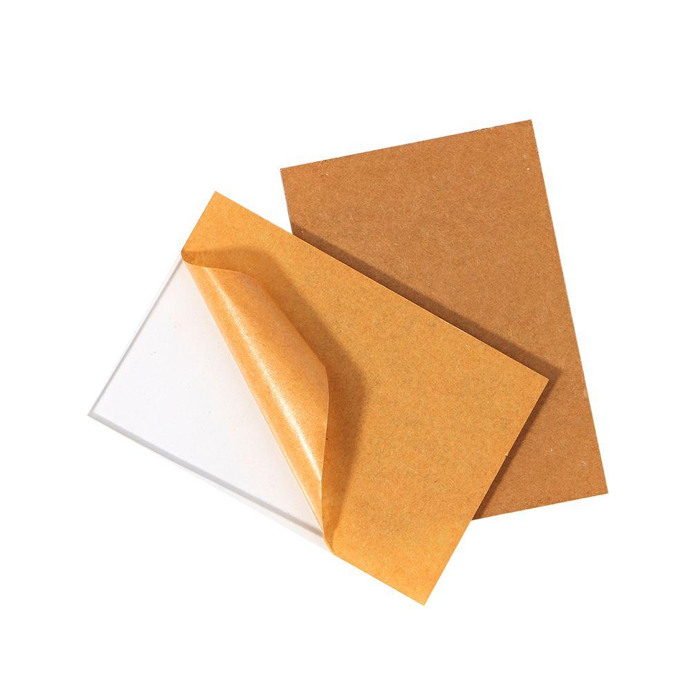 Acrílico Blanks Casamento Personalizado Sinal de Caligrafia Corte A Laser Em Branco Estoque de Folhas Claras Lucite Nome Cartões de Guestbook Lugar Cartões de Mesa