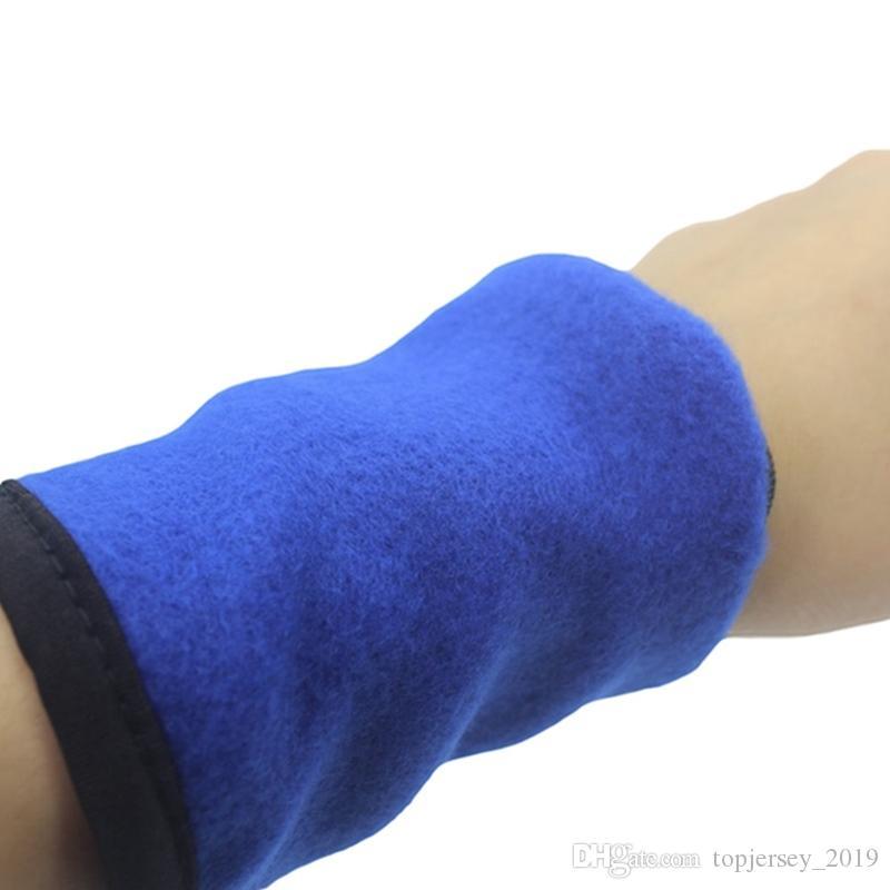 1 Pcs Cycling Running Wrist Wallet Pocket Wristband Coin Keys Storage Bag Sport Wrist Support Wrap Strap Brace Pouch New 2018 #19528