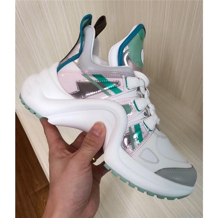Super chaud nouvelle couleur assortie chaussures, papa 2020 les dernières chaussures de mode de sport baskets respirant Intensifier