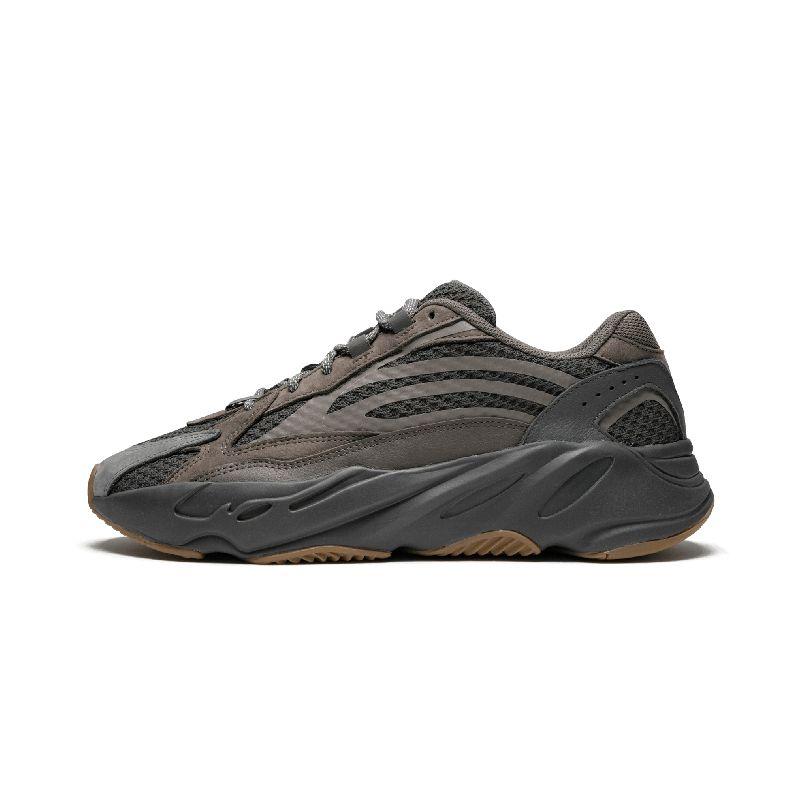 sales_shoes Runner 700 Kanye West Casual Shoes Hombre Mujer Costura Color 700S V2 Diseñador de lujo Marca de atletismo Tamaño 36-47