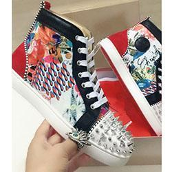 Шикарные Кружевные Мужчины, Женская обувь из натуральной кожи высокие кроссовки обувь, Открытый плоский с ходьбой Party обувь ч f2