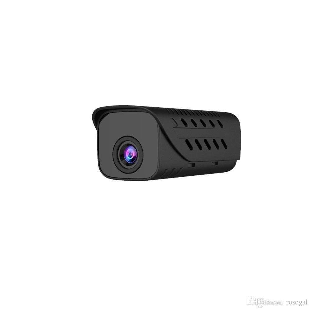 H9 Mini WiFi IR-CUT HD 1080P IP Kamera Ev Güvenlik Gözetleme Kamerası Hareket Algılama