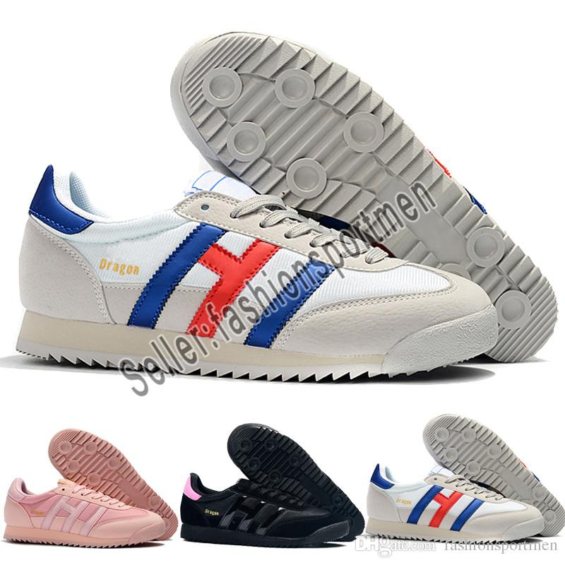 Acheter Designer Shoes Adidas Men Women 2019 Originals Dragon Superstar Blanc Hologramme Iridescent Junior Superstars Des Années 80 Fierté Baskets