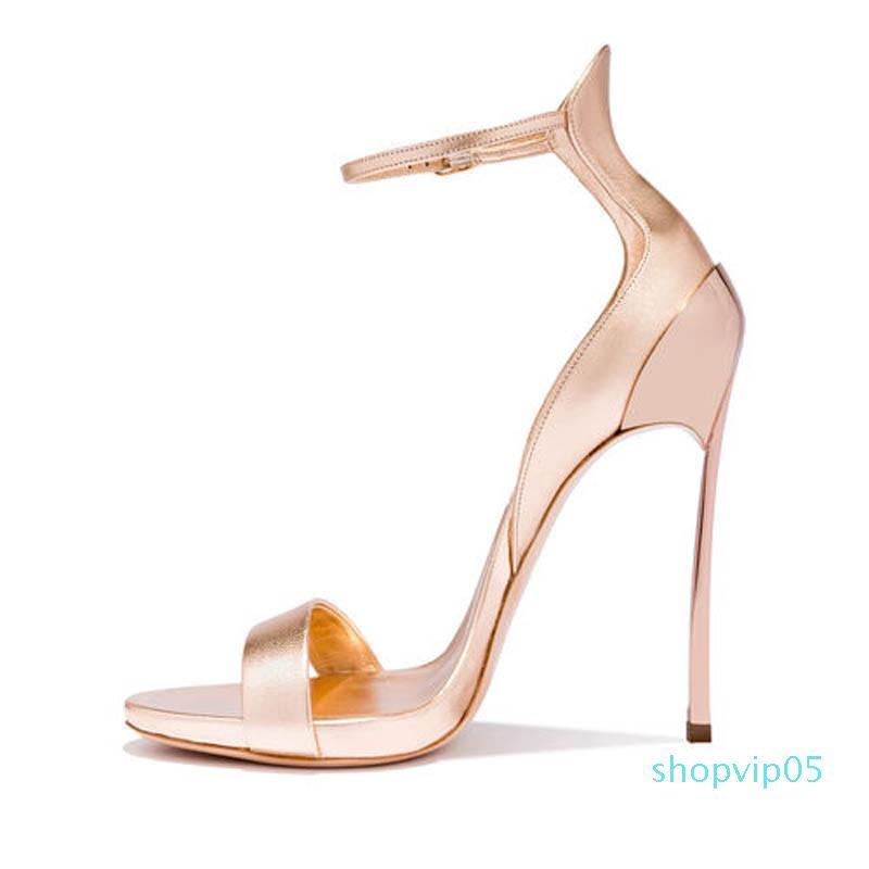 Hot2019 pacote The Iron Últimas bem com sapatos de salto alto de Moda Sandálias Código mulheres vão