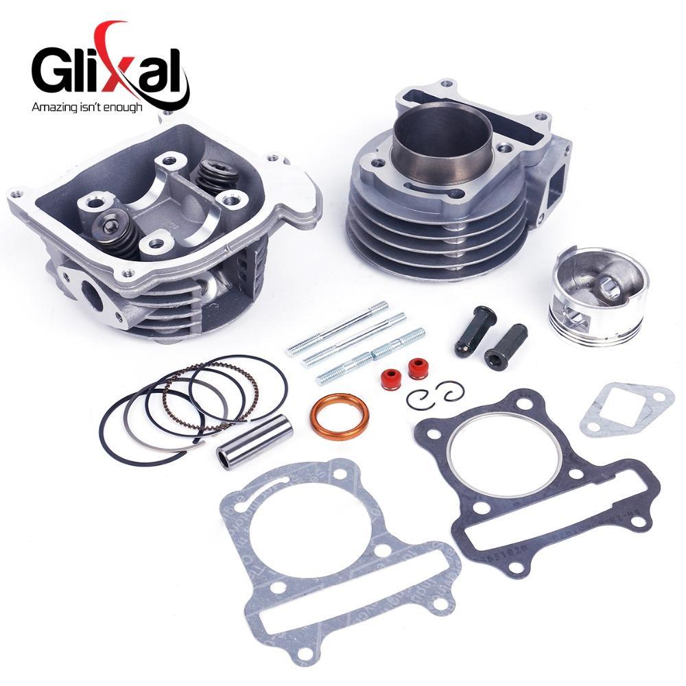 US Seller GY6 80cc Complete Gasket Set Rebuild Kit