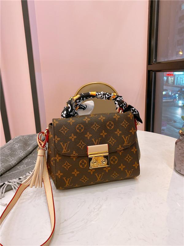 Yüksek kaliteli bayan çanta omuz çantası damızlık zincir Nappa kuzu derisi deri çift fermuar çivili cüzdan cüzdan omuz çantasını tasarımcıları