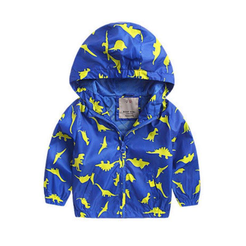 Frühling und Herbst Aktiv Boy Jacken Softshell Jacke Kinder Windjacke Baby mit Kapuze Mantel-Kleidung