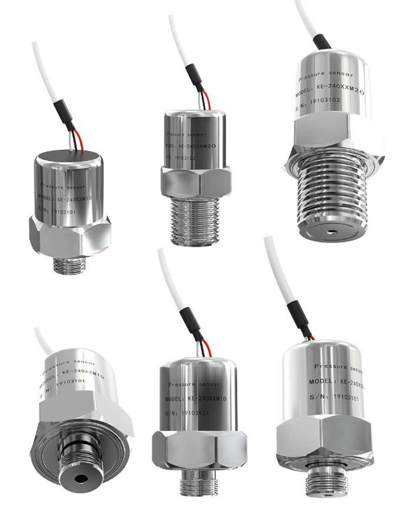 Sensor KEXXX Internet das coisas Transmissor de Pressão Internet das coisas Pressão Sensores 3.6V Battery Powered Sensor de pressão de ar à prova d'água IP65 0-2.5MPA
