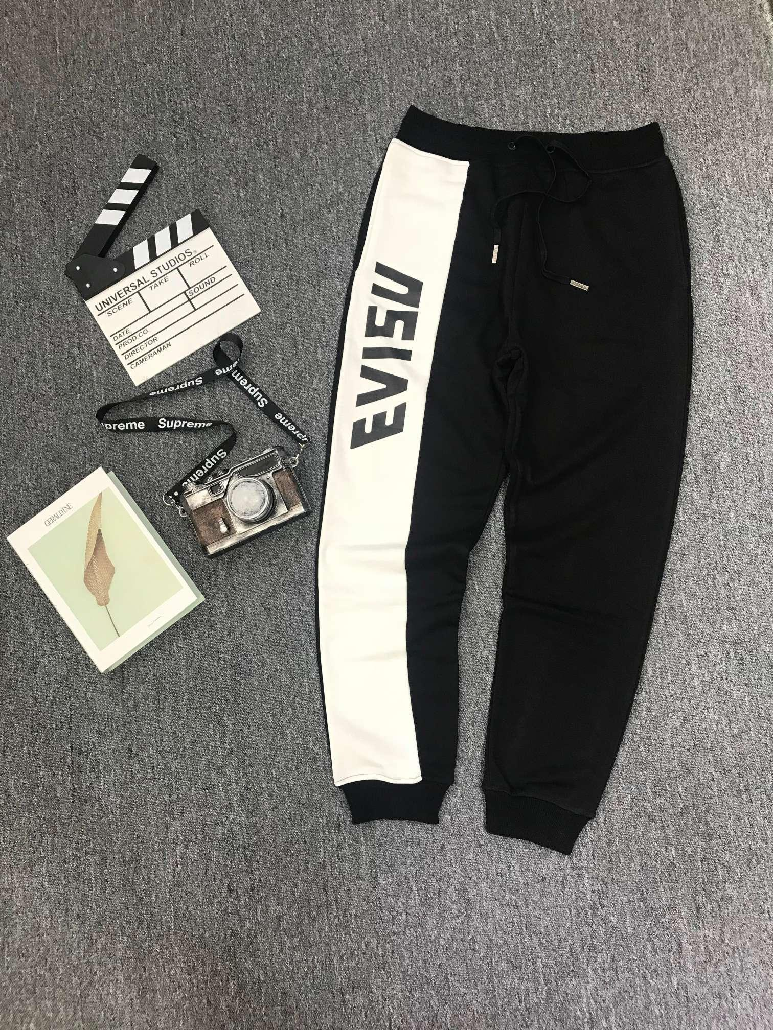modo all'ingrosso nuovo stile 2019 dei pantaloni casuali del cotone degli uomini estate Haren pantaloni jogging Pantaloni sportivi attivo elastico slacciano i pantaloni Plus Size ~ X2