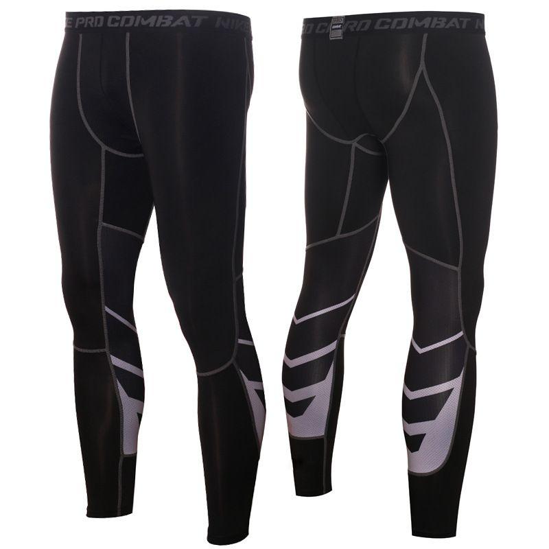 Compression Hosen Herren Leggings Sport Fitness Strumpfhosen Herren Leggings Laufhose Basket Homme Gym Sport Quick Dry Kleidung