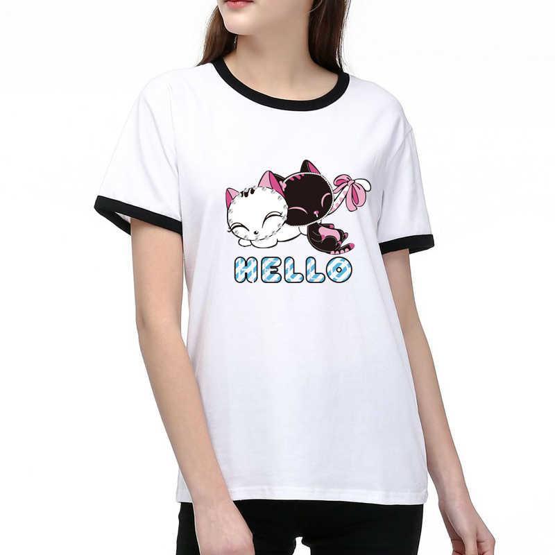 Marque Femmes Designer T-shirts de luxe imprimé T-shirts 2020 New Arrival été T-shirt 2 couleurs Taille S-2XL T003A436
