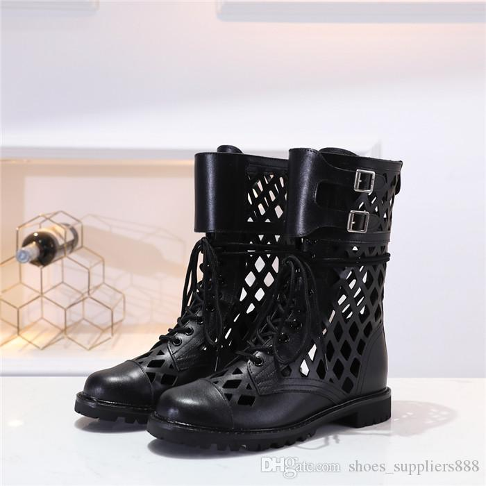 2019 Hot Women Jean Boots,Cut-Outs Boots with High elastic fashion boots high for Fashion Lady with box,flat boots, size 35-40