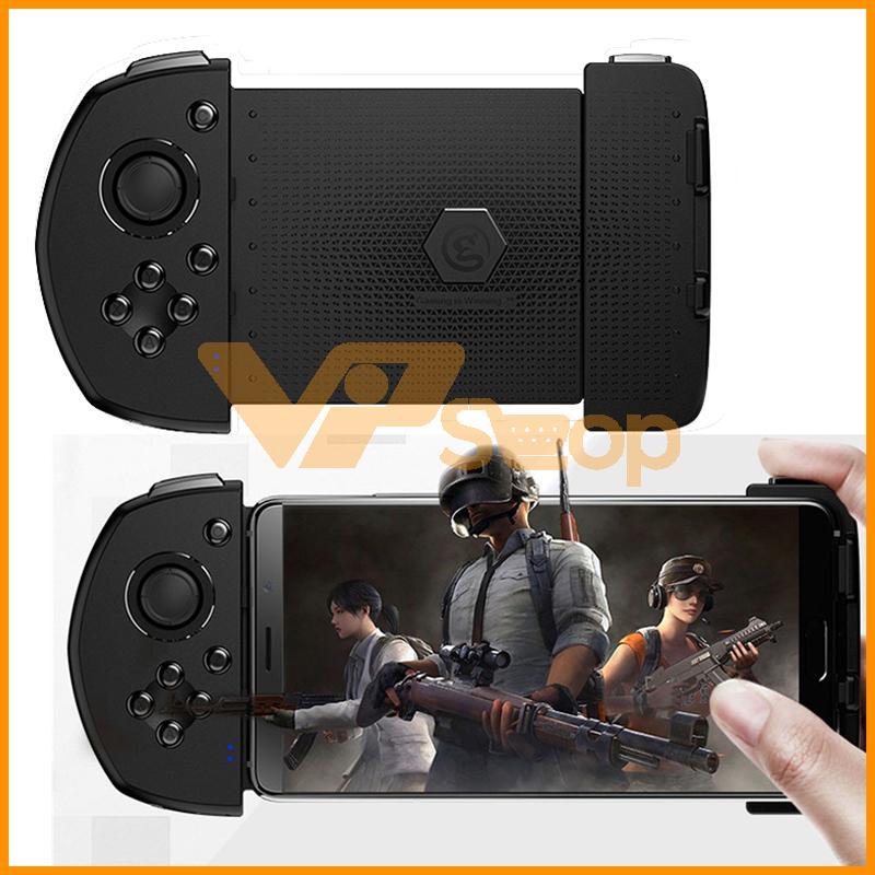 GameSir G6 Mobile Phone Gamepad Game Wireless 3D Joystick Controller Shooter Trigger Fire Joysticks Handles for IOS iPhone Android Samsung