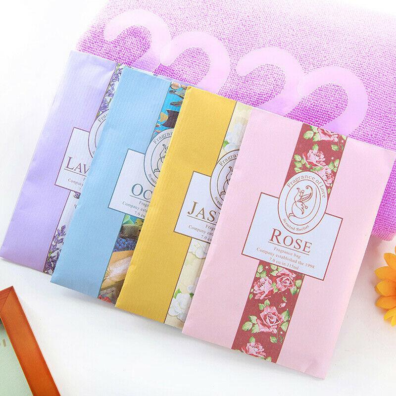 klozet araba parfüm dolap ev spreyi aroma için 1 adet Aromaterapi çantası kokulu torba Anti haşere ve Anti-kalıp kolye çantası
