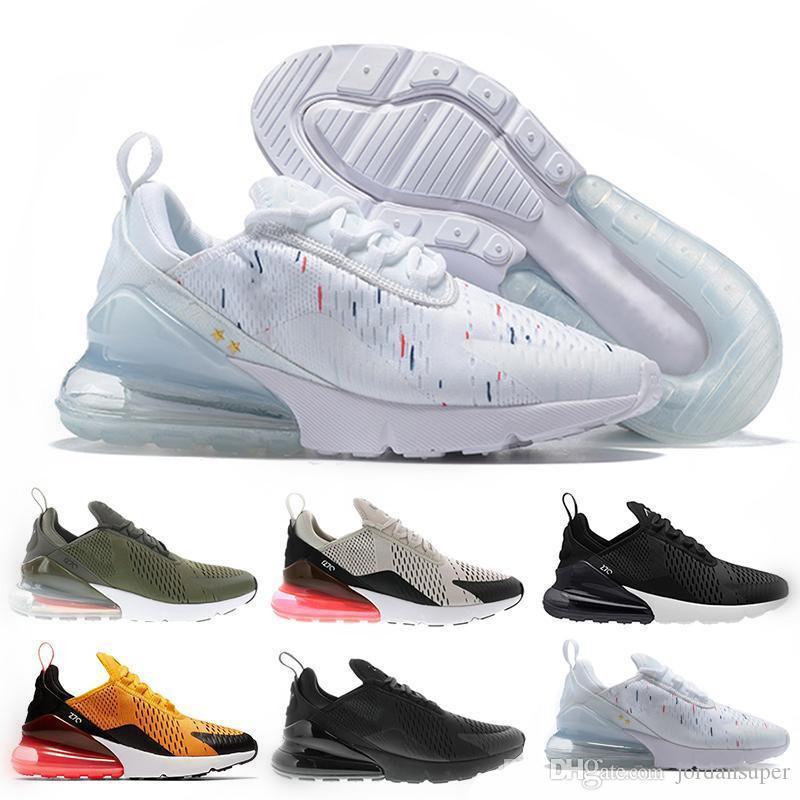 Kutu ile En kaliteli 27C Yastık Sneaker Tasarımcı Ayakkabı Eğitmen Kapalı Yol Yıldız Erkekler Kadınlar Için Demir Sprite Domates Adam Genel 5.5-11