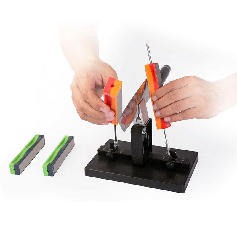 Новое поступление Taidea фиксированный угол нож точилка система комплект с 360 600 800 1000 грит Алмазная палочка h3