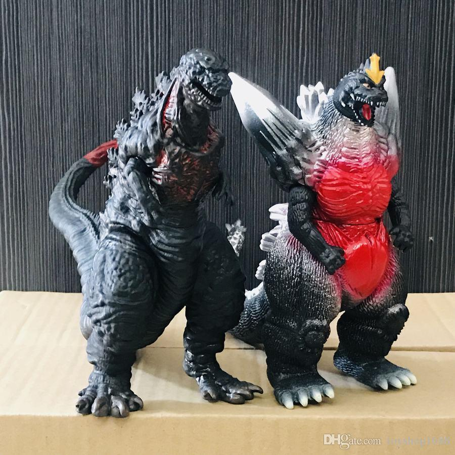 Hot 1 Set GODZILLA MOVIE 30CM ACTION FIGURE Godzilla Resurgence Shin Godzilla