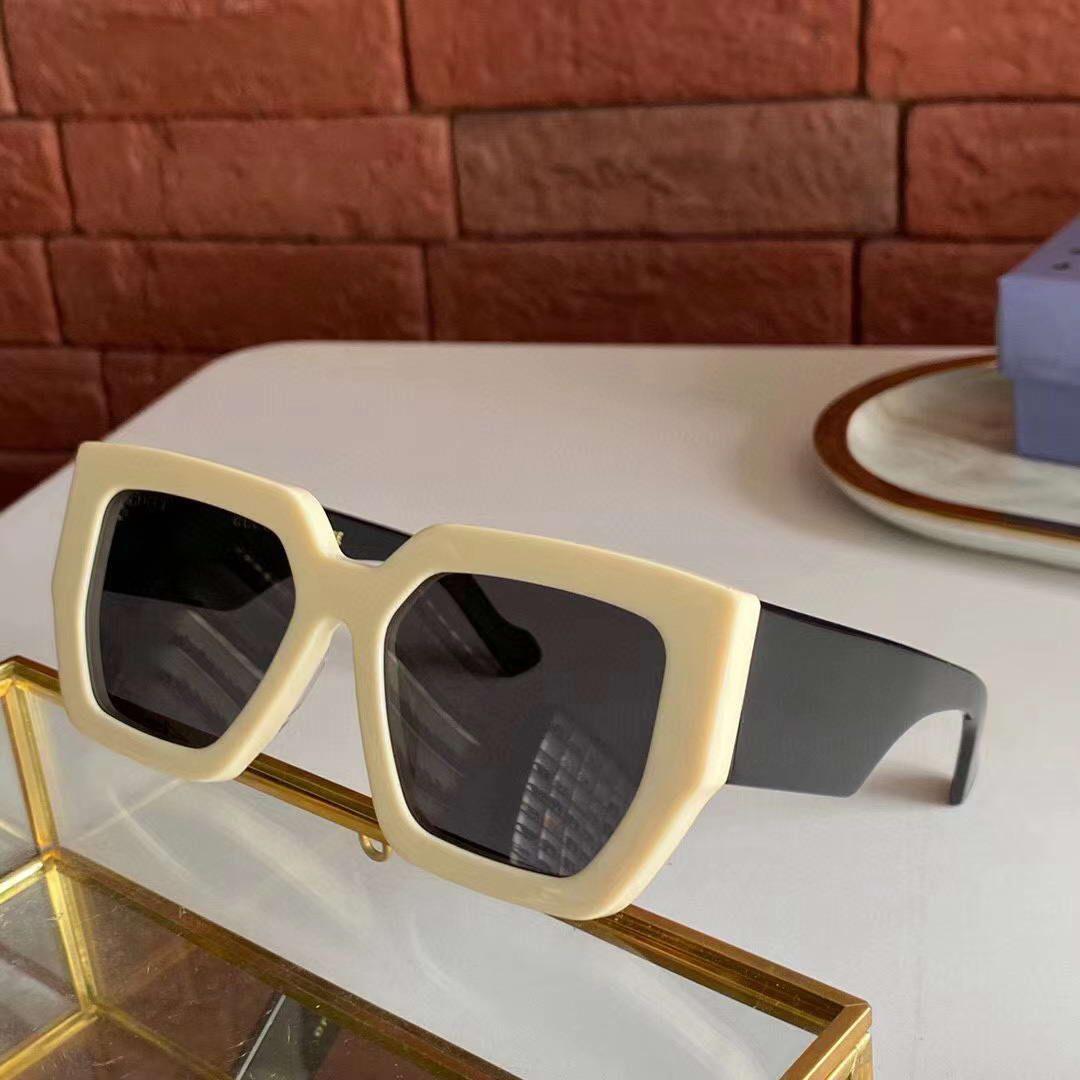 Sonnenbrille Women Sol 0630 Negro / Gris Marfil Moda Gafas de Caja Sombras Sunglasses Lens con gafas de sol Nokfh