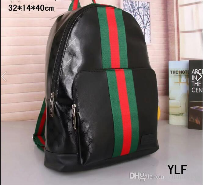 sacchetti di scuola 2020Backpack stile dell'America e dell'Europa borse marchio di moda