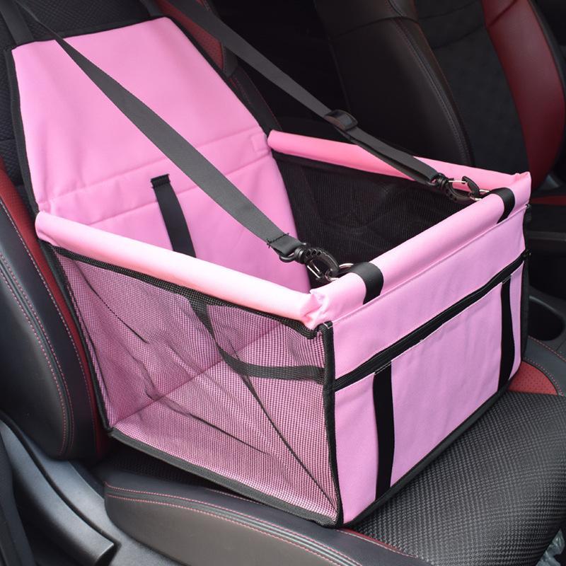 고양이 개 transportin 페로 autostoel 혼드를 들어 휴대용 여행 개 자동차 시트 커버 접이식 해먹 애완 동물 캐리어 가방