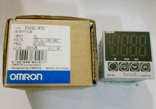 Omron E5CSL-RTC 100-240 Терморегулятор 1PC НОВЫЙ В КОРОБКЕ Бесплатная доставка