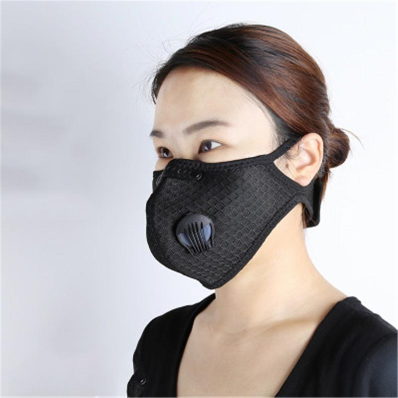 50 1PCS Box Face Mask Non Woven Mask Replacement Universal Protective +2 1PCS Replaceable Mask #QA145