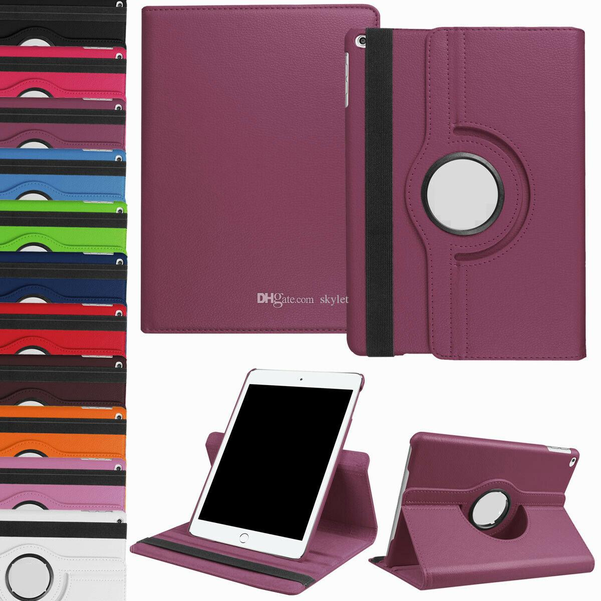 Flip Cover Case For iPad 10.2 iPad Mini 4/5 2019 Tablet Case for Samsung TAB A10.1 T515 T720 T290 Huawei T3 M2 M5 M6 with OPP Bag
