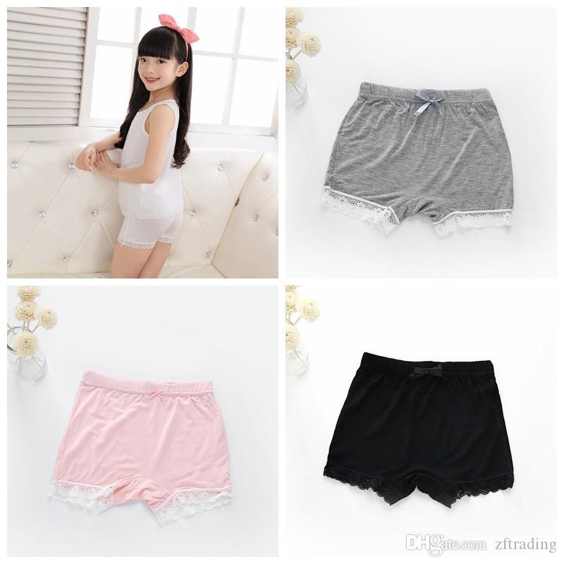 Girls Safety Shorts Underwear Toddler Kids Baby Girls Casual Comfy Breathable