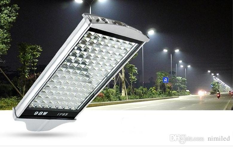 24W 42W 56W 70W 84W 98W 112W 126W 140W 154W calle de luz LED al aire libre Iluminación industrial del camino de luz de lámpara LLFA