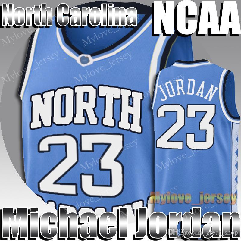 NCAA North Carolina 23 Michael Jersey MJ Dwyane 3 Wade Allen 3 Iverson Jersey Jimmer 32 Fredette College Basketball Jersey