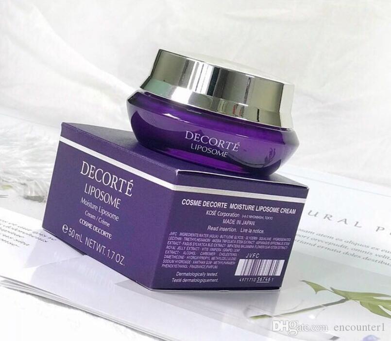 Top Qualität Janpanese Decorte Liposomen Feuchtigkeitscreme 50 ml 1,7 Unzen
