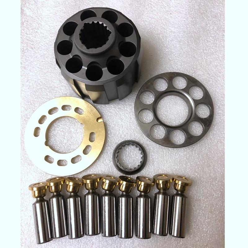Repair A10VT45 hydraulic pump parts replacement Rexroth Piston Pump Parts cylinder block valve plate pump accessories