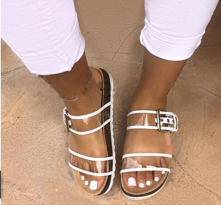2019 Womens Sandals Summer Outside