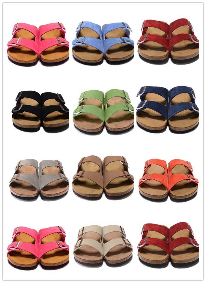 2019 hombres de moda y las mujeres s s felpa zapatillas famosa marca de zapatillas -Mujeres, Zigzag -Slipper caja para hombres y mujeres 35-46 euros