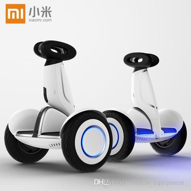 원래 샤오 미 Mijia 미니 플러스 스마트 자동 균형 스쿠터 호버 보드 스마트 Ninebot 전기 후륜 호버 보드 스케이트 보드