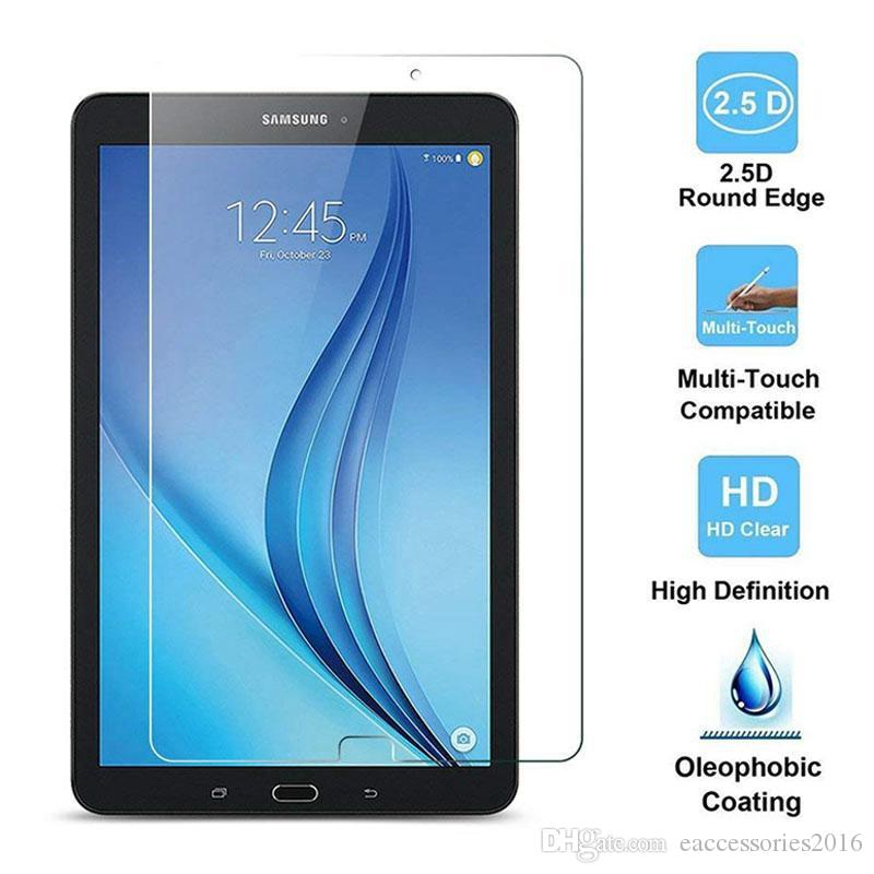 Clear Tablet Screen Protectors Tempered Glass For Samsung Tab E 8 Inch T377 T378 TabE Lite SM-T113 Tab3 T110 7.0